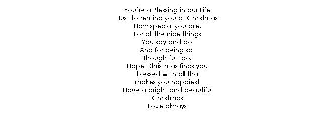Verse 01 Christmas