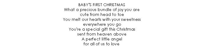 Verse 02 Christmas