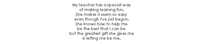 Verse 04 Teacher